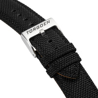 Black Nylon Strap | 22mm