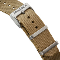 Brown Nato Strap | 24mm