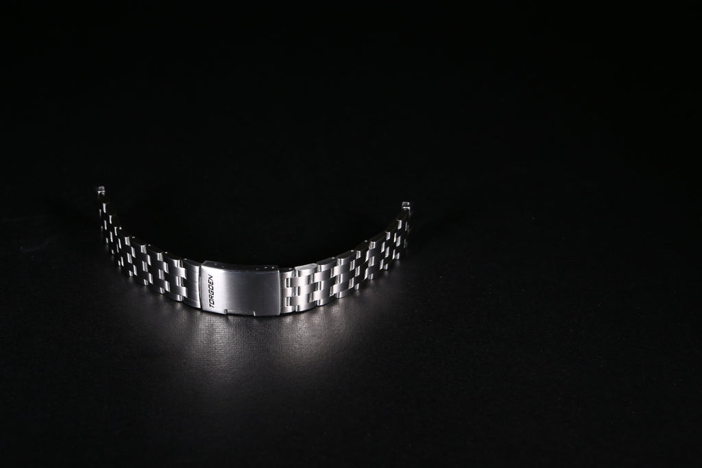 22mm Stainless Steel Bracelet - Torgoen