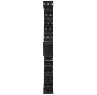 Black Ionic Plating Stainless Steel Bracelet - Torgoen