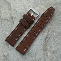 Brown Calf Strap | 22mm
