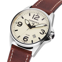 T10 Wren | 44mm - Leather Strap