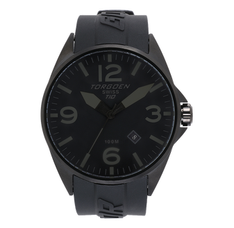 T10 Dark | 45mm - Silicon Strap
