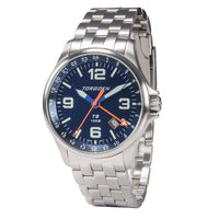 T9 Blue GMT | 42mm  - Metal Strap