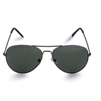 Gunmetal Aviation Sunglasses