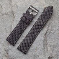 Grey Nylon Strap | 22mm