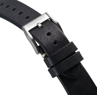 Black Leather Strap | 20mm