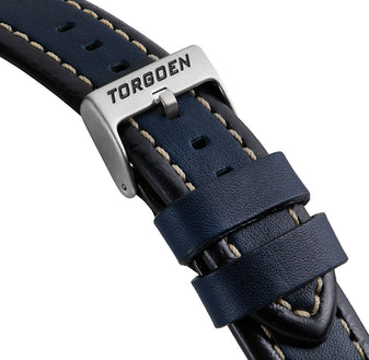 Dark Blue Calf Strap Special | 22mm