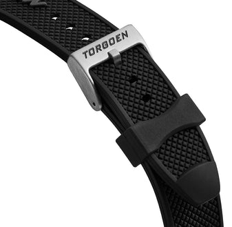 Black PU Strap | 24mm