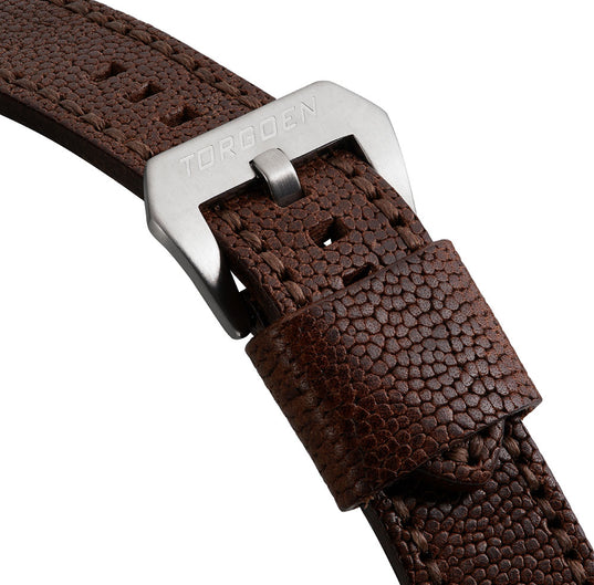 Brown Leather Strap | 24mm