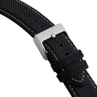 Black Nylon Strap | 24mm