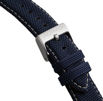 Blue Nylon Strap | 24mm