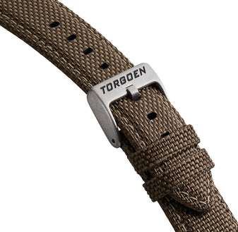 Khaki Nylon Strap | 22mm