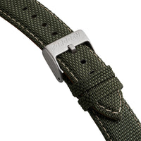 Military Green Nylon Strap | 24mm