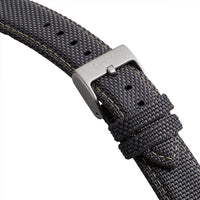 Grey Nylon Strap | 24mm