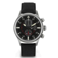 T33 Black Chrono | 45mm - Black Nylon Strap