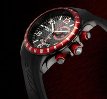 T20 GMT Carbon Fiber | 45mm - Silicon Strap