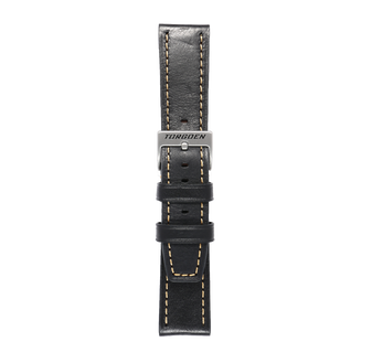 Black Leather Strap - Torgoen