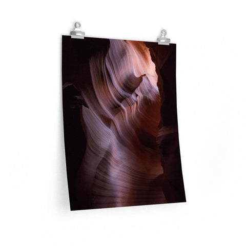 Canyon Colors Premium Matte vertical posters by John Ramer Photography