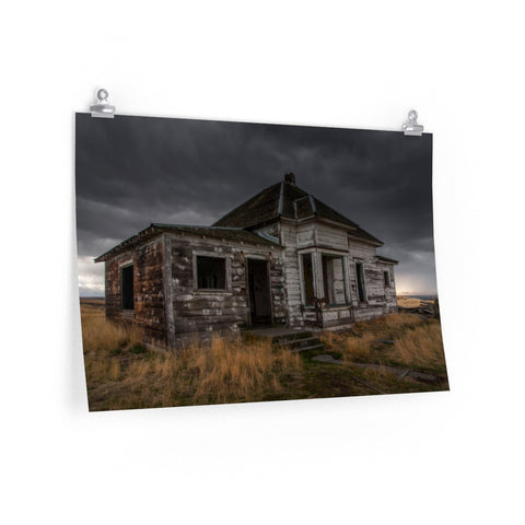"""Distant Memory"" Premium Matte horizontal posters by John Ramer Photography"