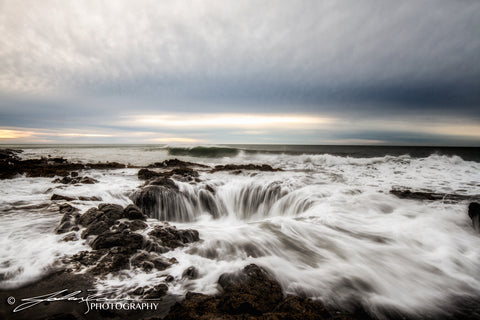 The Power of Thors Well by John Ramer Photography