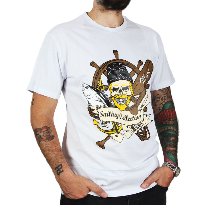 Shirt Skull Captain