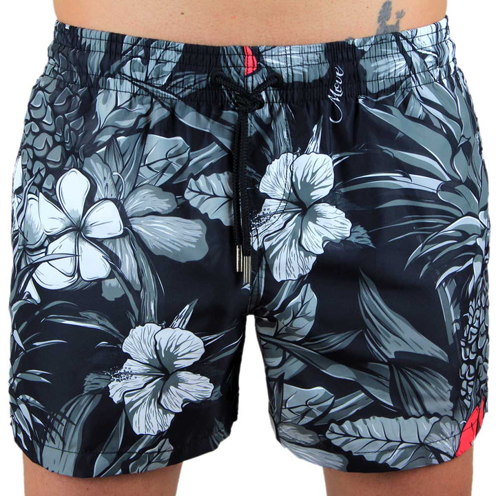 Boxer Saint Vincent stampa Ananas
