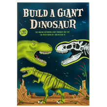 Build A Giant Dinosaur- Clockwork Soldier - Zigzag and Zebra