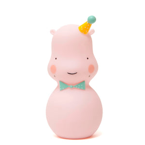 Hippo Nightlight (Pink)- Petit Monkey