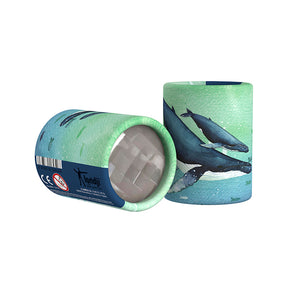 Mini Whales Kaleidoscope- Londji - Zigzag and Zebra