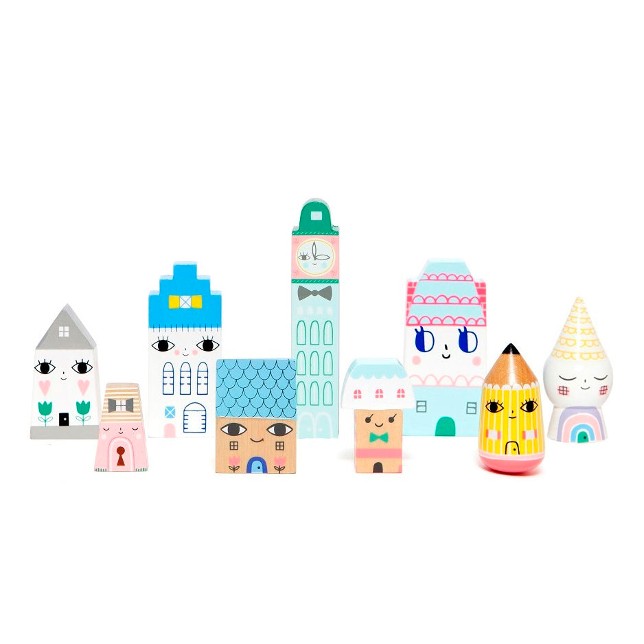 Suzy's City- Petit Monkey - Zigzag and Zebra