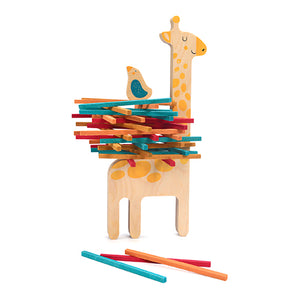 Matilda Balancing Game- Londji - Zigzag and Zebra