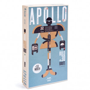 Apollo Robot Construction- Londji