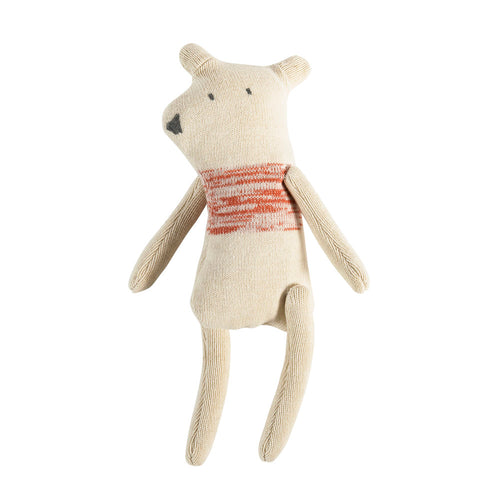 Beary Soft Toy- Sebra - Zigzag and Zebra