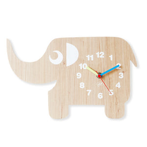 Elephant wall clock- JIP - Zigzag and Zebra