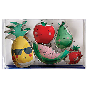 Fruit Cookie Cutters- Meri Meri - Zigzag and Zebra