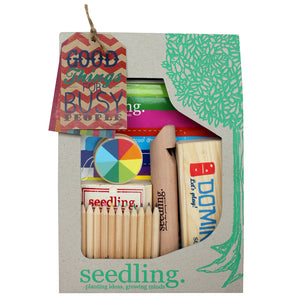 Good Things For Busy People- Seedling - Zigzag and Zebra