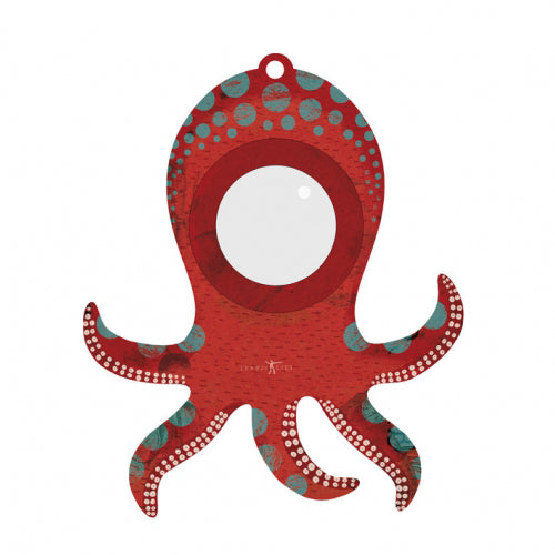 'My Big Eye' Magnifying Glass (Octopus)-Londji - Zigzag and Zebra