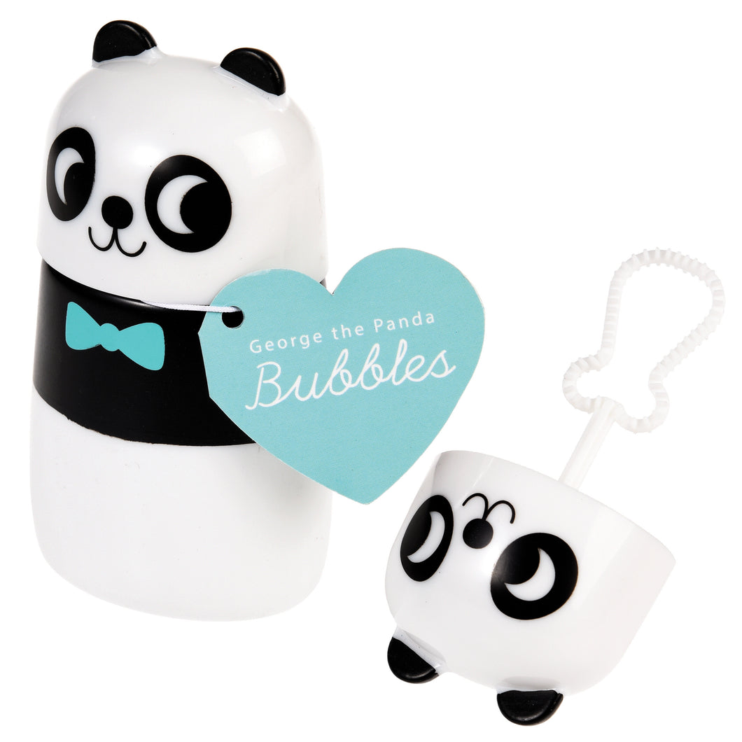 George The Panda Bubbles- Rex London - Zigzag and Zebra