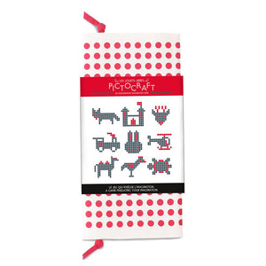 Pictocraft- Les Jouets Libres - Zigzag and Zebra