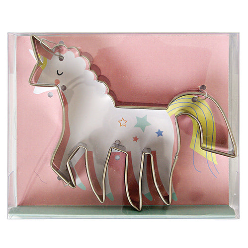 Unicorn Cookie Cutter- Meri Meri - Zigzag and Zebra