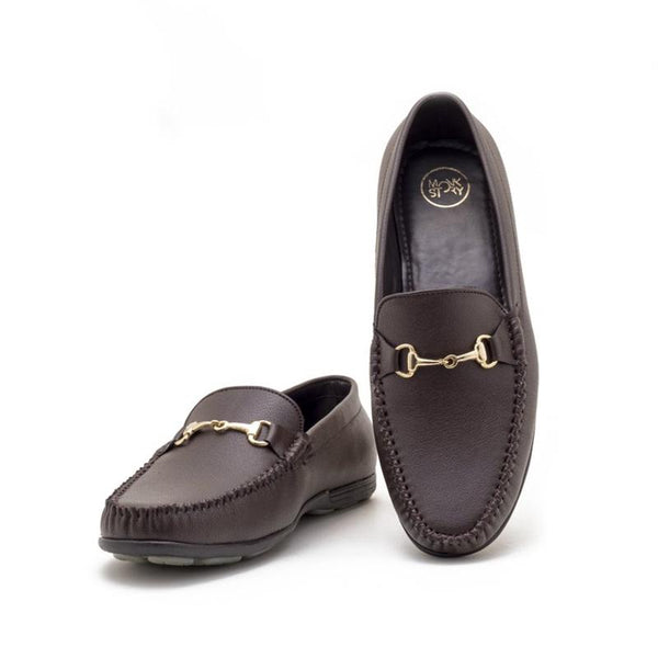 Marfa Driving Loafers - Brown - A Tailor's Tale