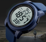 Focus Tactical Digital Sport LED Watch - Blue