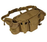 Focus Tactical 3-Way Outdoor Hydration Waist Pack - Top View