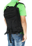 Multi-Compartment MOLLE Rucksack from Focus Tactical - Sizing