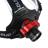 Focus Tactical 10W Led Head Light Lamp