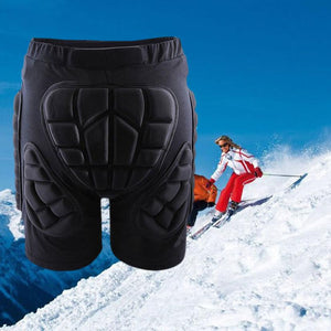 Outdoor Sports Protective Hip Padded Shorts from Focus Tactical