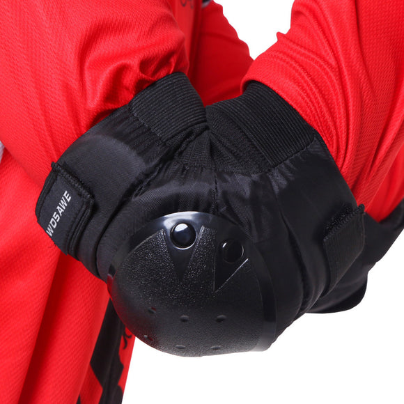 Kids Adjustable Protective Elbow Pads from Focus Tactical