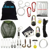 18 In 1 Multifunction Outdoor Survival Kit from Focus Tactical