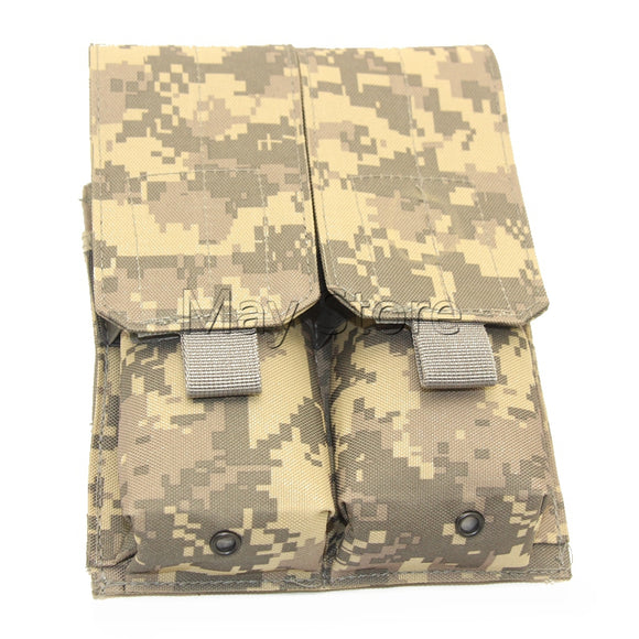 Focus Tactical Hunting Utility Double Magazine Pouch